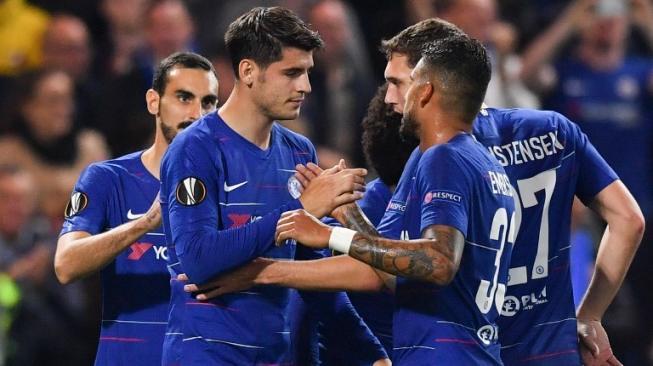 Liga Europa: Chelsea Susah Payah Tundukkan Tim Antah-berantah