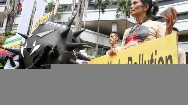 Polusi Udara Jakarta Terburuk di Dunia, Ini 6 Bahaya Bagi Kesehatan