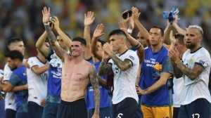 Argentina Bertemu Brasil di Semifinal, Momen Rayakan Seabad Rivalitas