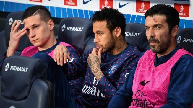 Mulai Geram, Suporter PSG Hina Neymar dengan Kata-kata Kasar