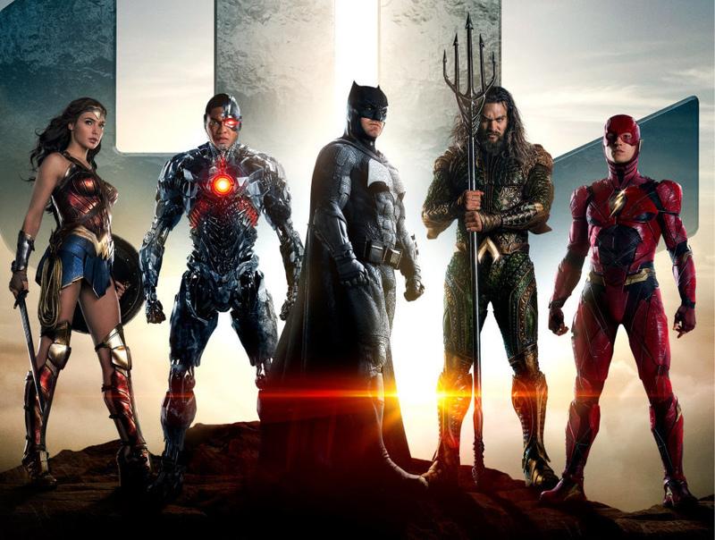 Review Film Justice League, Persatuan Superhero Terkuat