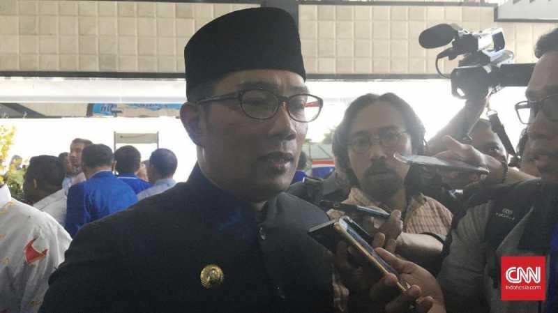 Ridwan Kamil Izinkan Transportasi Online di Bandung