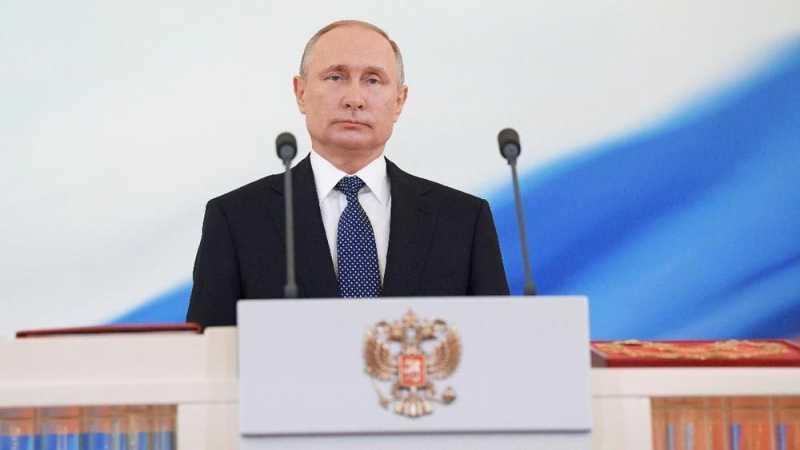 Putin Larang Penerbangan dari Rusia ke Georgia