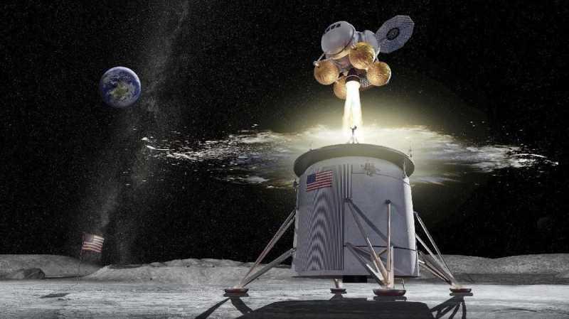NASA Pilih Alabama Jadi Markas Pengembangan Misi ke Bulan