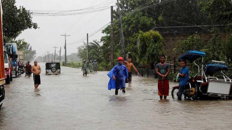 Mengenal Topan Mangkhut, Topan Terbesar yang Hantam Filipina