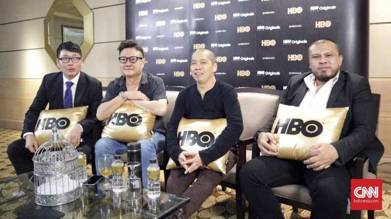 Joko Anwar & Lima Sutradara Asia Garap Serial Mitos Rakyat