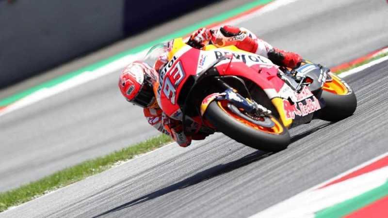 Marquez: Rossi Pebalap Favorit Saya di MotoGP