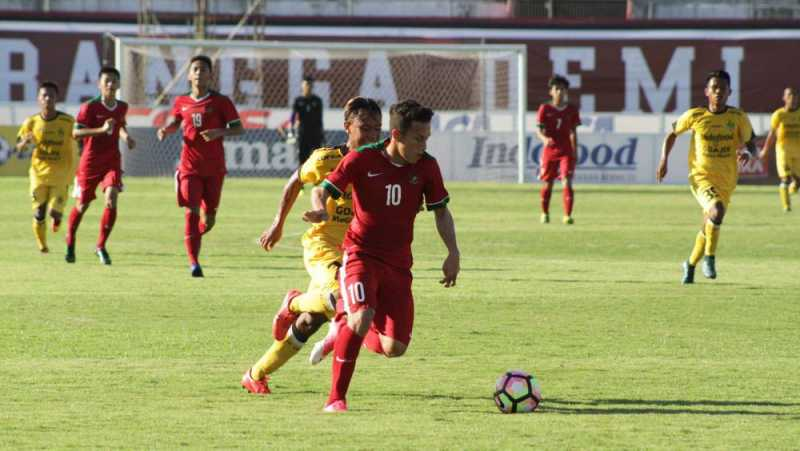 Egy Yakin Timnas Indonesia U-19 Bakal Lolos Semifinal