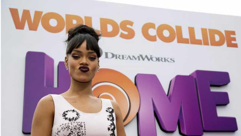 Rihanna Dikabarkan Rilis Album Baru di Akhir Tahun
