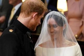 Ini yang Pangeran Harry katakan kepada Meghan di altar