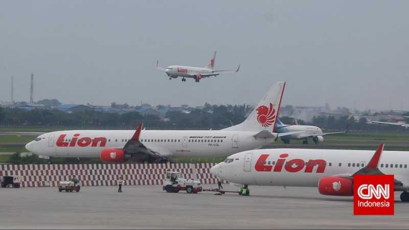 Lion Air Pindahkan Penerbangan dari Bandung ke Kertajati