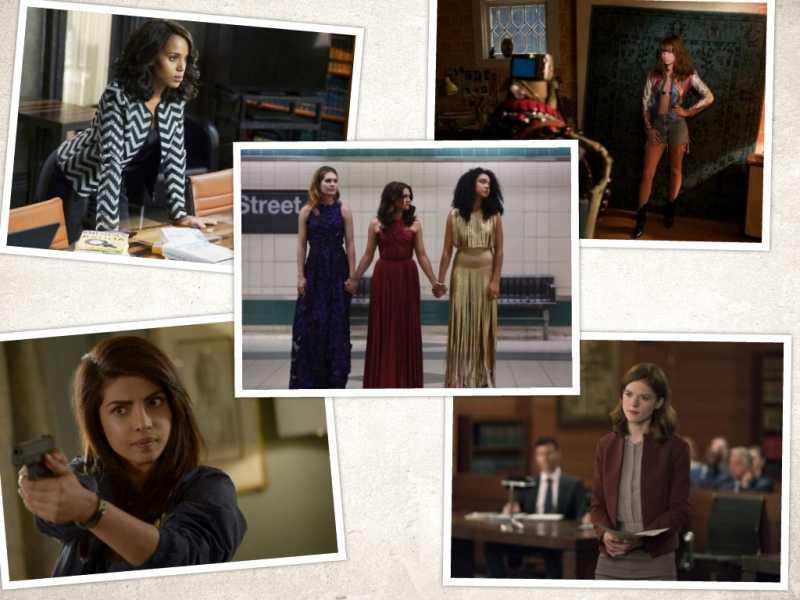 Anda Wanita Karier? Tonton 5 Serial TV Ini!