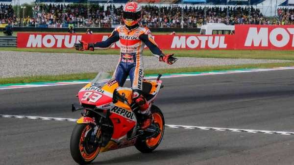 Veteran MotoGP: Ancaman Terbesar Marquez adalah Diri Sendiri