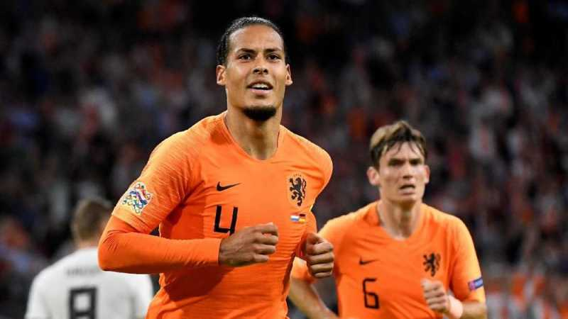 Belanda Kalahkan Jerman 3-0 di UEFA Nations League