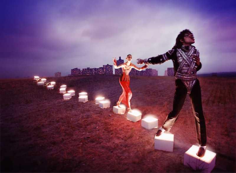 Melihat Pameran Tentang Michael Jackson di Paris