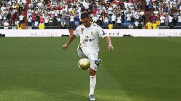 Ramos Buat Hazard Minder Ambil Penalti di Madrid