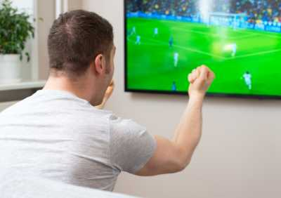 Nonton TV dan Bakar Lemak