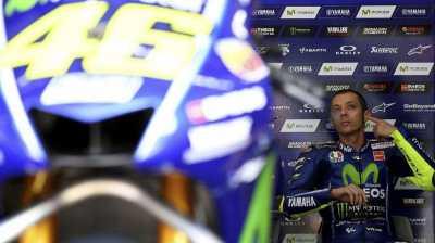 Rossi Tolak Bertemu Marquez di MotoGP Amerika