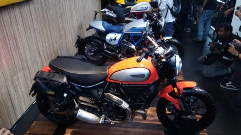 Cakra Motor Sports Pegang Kendali Ducati di Indonesia