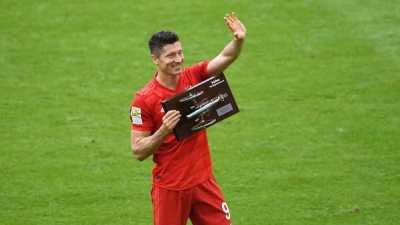 Lewandowski Tak Laku Lagi di Bursa Transfer Eropa