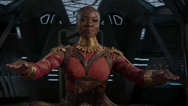 Marvel Lupa Catut Nama Panglima Wakanda di Poster Endgame