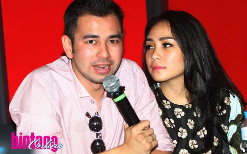 Raffi Ahmad Bilang Kangen, Nagita Slavina Langsung Curiga