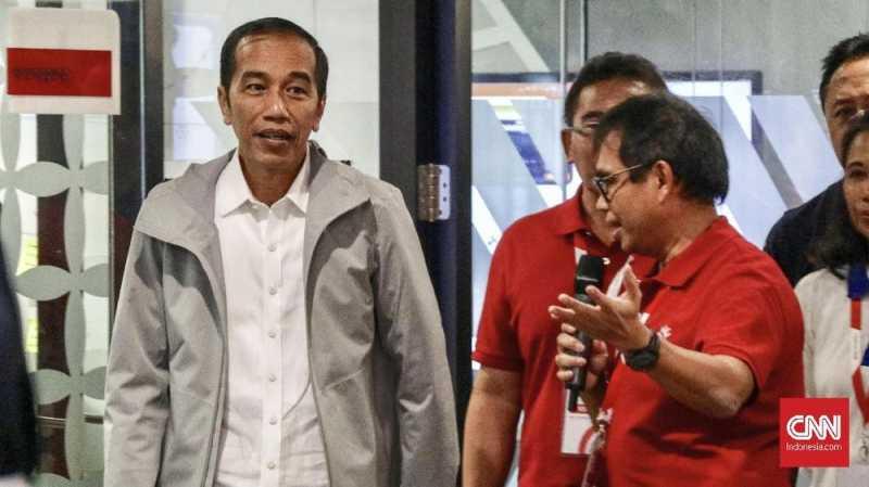 Jokowi Sebut Tol Trans Jawa Terlalu Nyaman