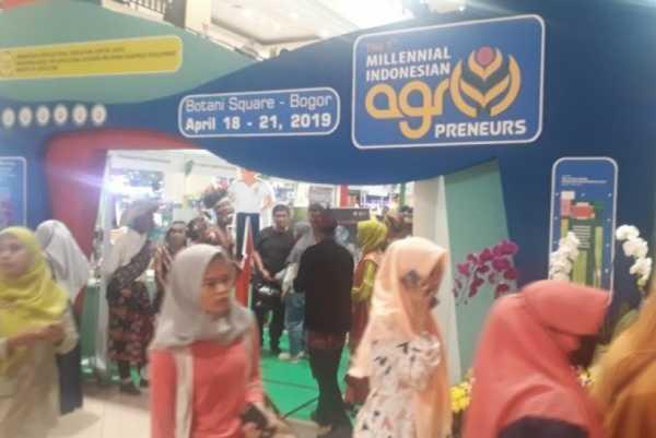 Generasi Millenial Menjadi Kunci Kemajuan Pertanian