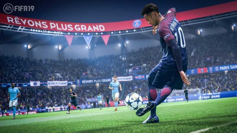 Game FIFA 19 Raih Lisensi Liga Champions, Meluncur September 2018