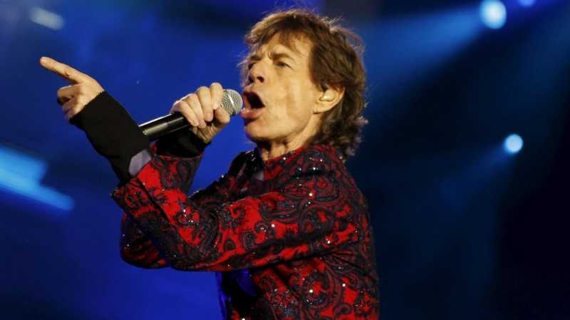 Mick Jagger Tampil Enerjik di AS Usai Bedah Jantung
