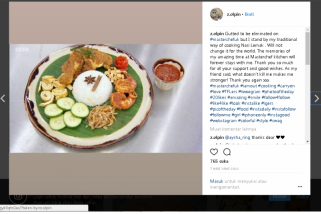 Ayam Rendang Dikritik karena Tak Garing, Warga Malaysia murka