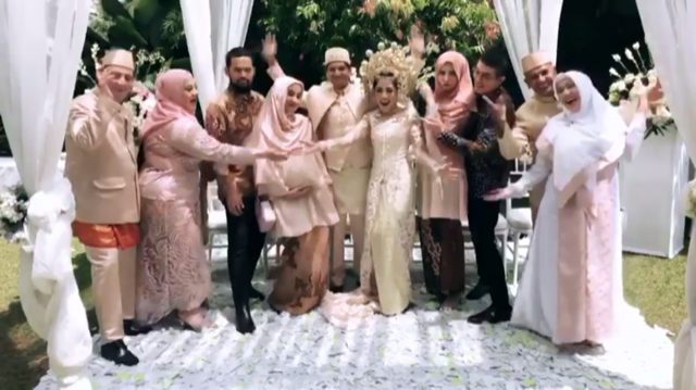 4 Bulan Menikah, Adik Shireen Sungkar dan Istrinya Kompak Hapus Foto Pernikahan