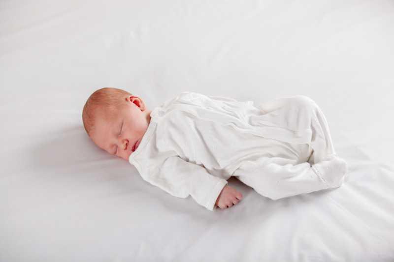 Usus Bayi yang Lahir Secara Normal dan Caesar Ternyata Berbeda