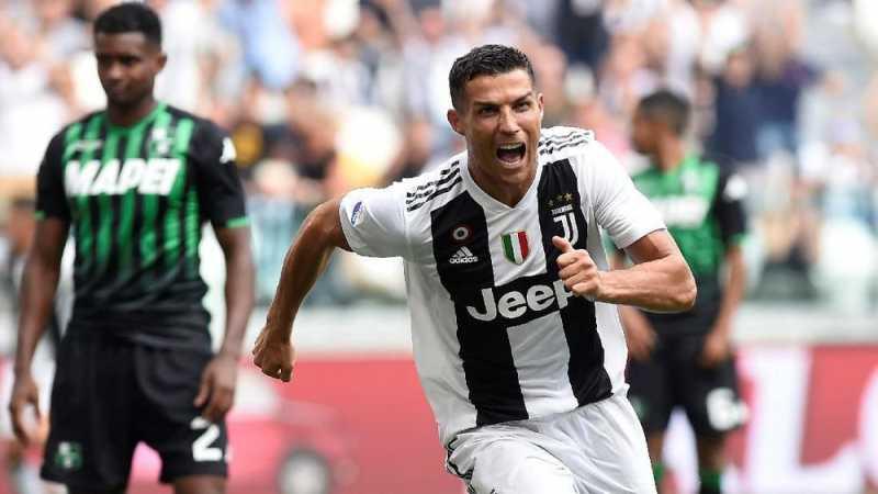 Sebelum ke Juventus Ronaldo Tolak Milan, Man United, dan PSG