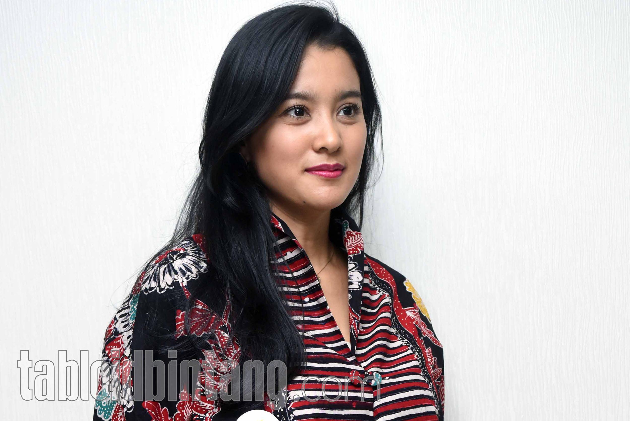 Marcella Zalianty Jenguk Pretty Asmara di Tahanan