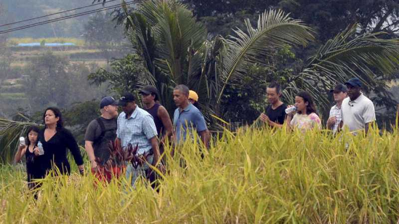 Obama Bertolak ke Yogyakarta Hari Ini