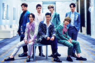Super Junior ke Indonesia Juni mendatang