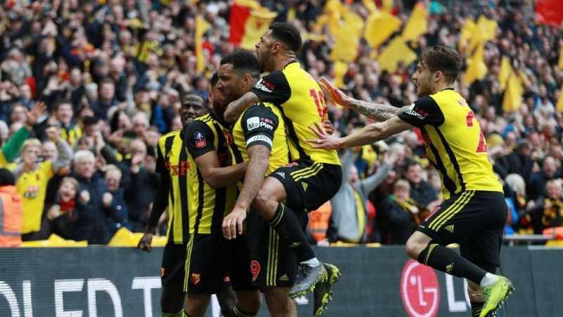 Kalahkan Wolves, Watford Lawan Man City di Final Piala FA