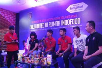 Seperti Apa Kiat Sehat Para Pesepakbola Bali United?