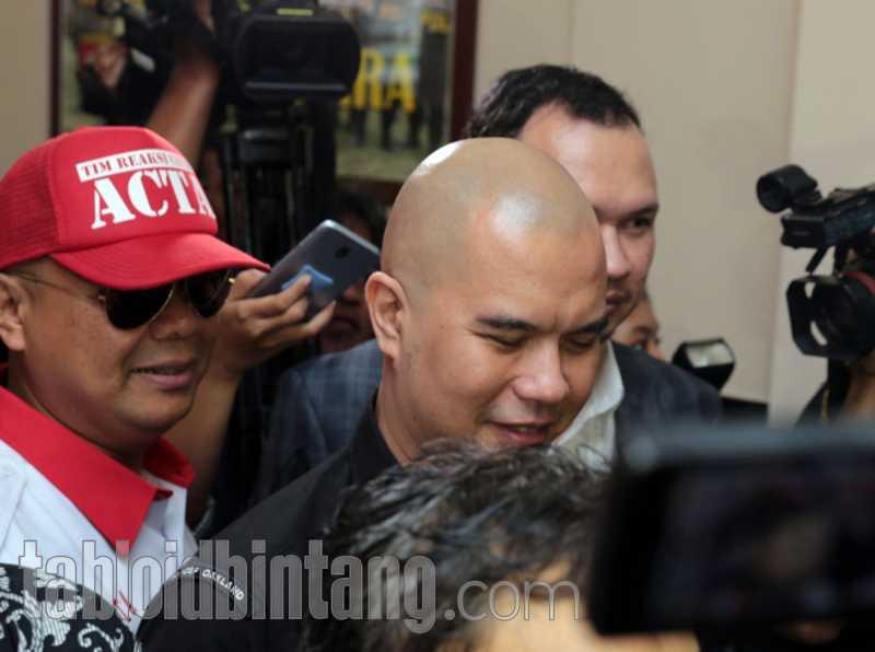 Dilaporkan ke Polda Jatim Soal Utang, Begini Respons Ahmad Dhani
