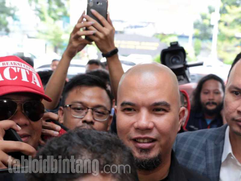 Segera Disidang, Ahmad Dhani Tetap Merasa Tak Bersalah