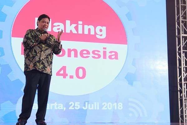 Indonesia Sudah 'Di Jalan yang Benar' Hadapi Revolusi Industri 4.0