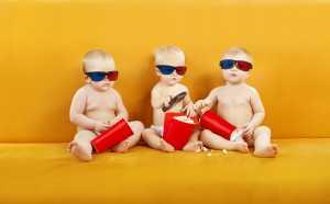 Ajak Bayi Nonton Bioskop Berisiko Merusak Pendengarannya di Masa Depan
