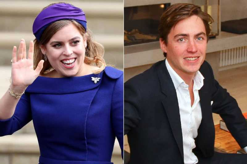 Mengenal Edoardo Mozzi, Miliuner Tampan Kekasih Baru Putri Beatrice