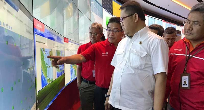 Jaringan Telkom telah siap hadapi trafik Lebaran 2017