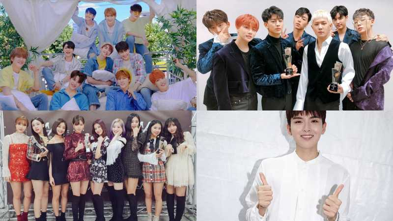 7 Comeback Idola K-Pop di Bulan Desember 2018