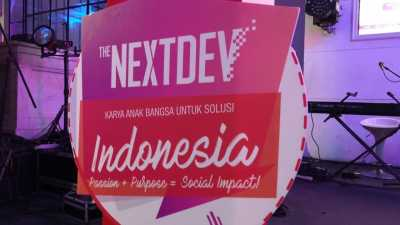IdeaFest x The NextDev 2018 Dukung Pegiat Industri Kreatif Indonesia