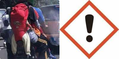 Aksi Berbahaya Ibu Gendong Bayi di Motor Ini Panen Kecaman
