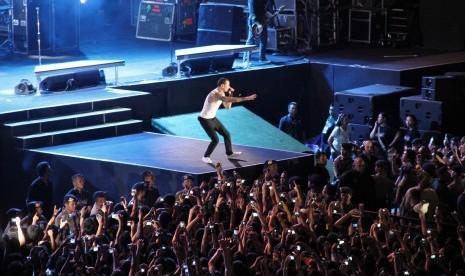 Linkin Park Batalkan Tur Amerika Utara