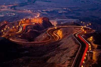 Road Trip Timur Tengah, Telusuri Bentang Alam Mengagumkan Jazirah Arab
